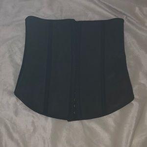 Leonisa Intimates & Sleepwear - Latex Waist Cincher Black Medium
